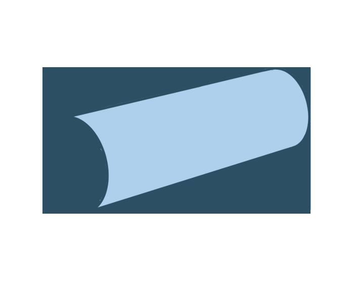 Espuma cilindro
